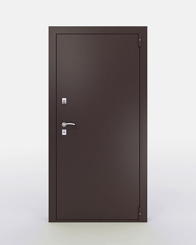 3d the front door cgtrader for New model front door