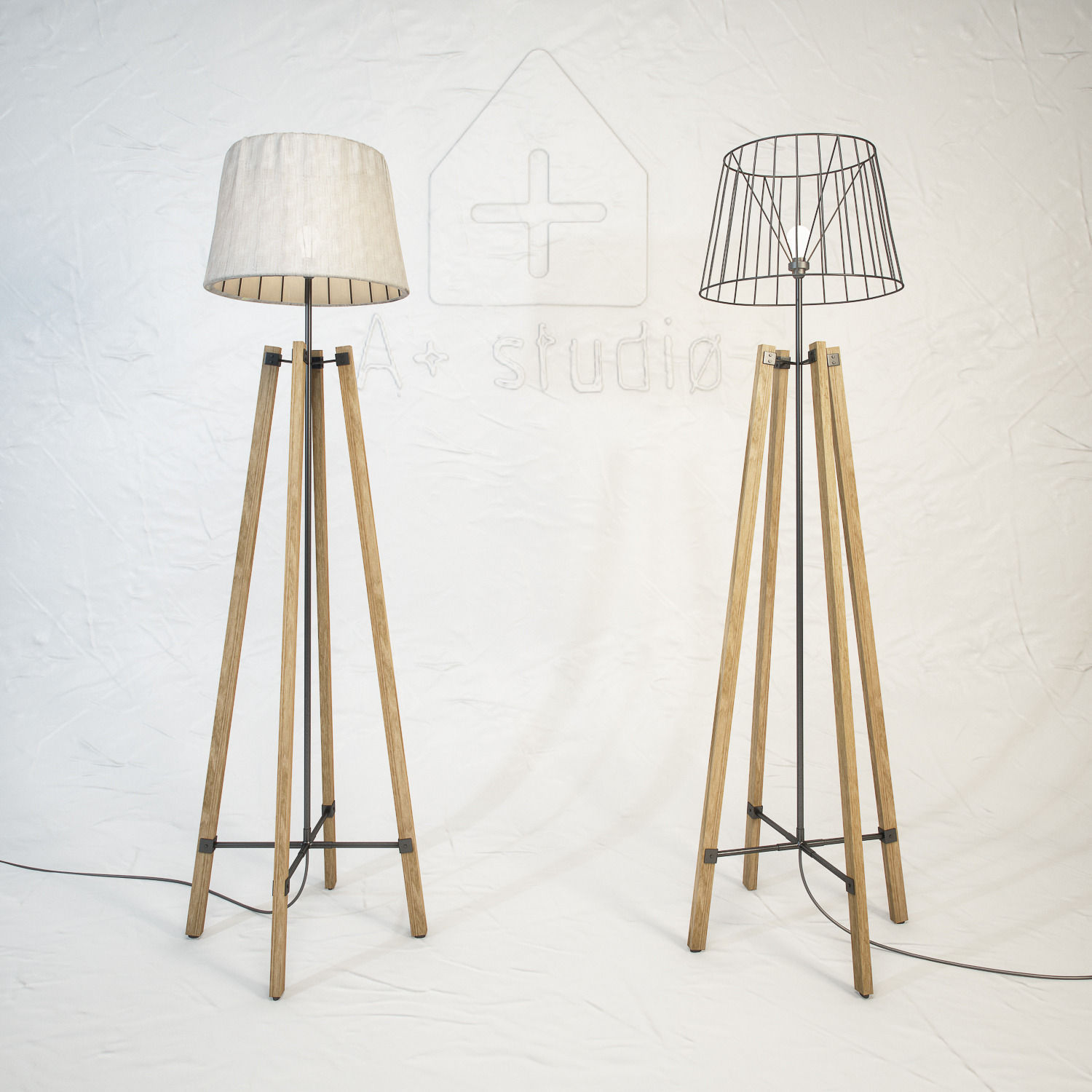 Awesome wire table lamp shade pictures inspiration electrical wire floor lamp shade gallery wiring table and diagram sample greentooth Image collections