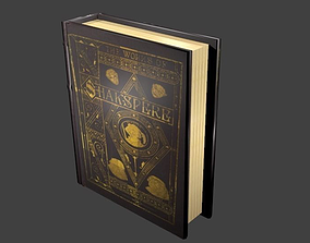 3D model Book Collection