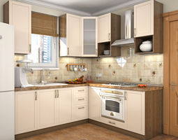 Kitchen Milano 3D model