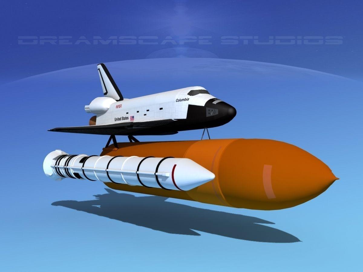 space shuttle columbia recreation - photo #39
