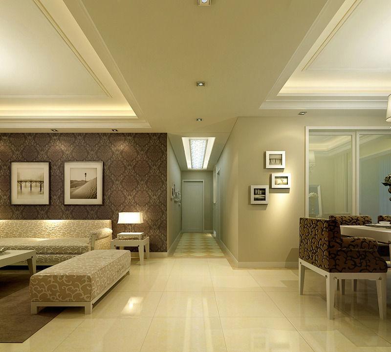 Realistic Interior Design 212 3d Model Max