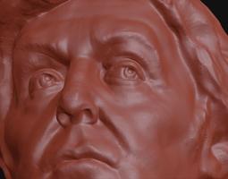 Paul McCartney 3D printable model