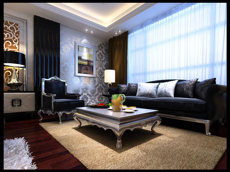 Realistic Hotel Room Design 105 06 3d Model Max