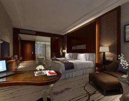 realistic bedroom design 13 3d
