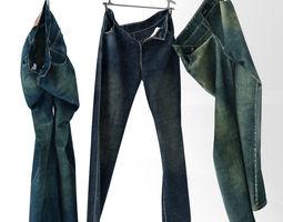 3D jeans