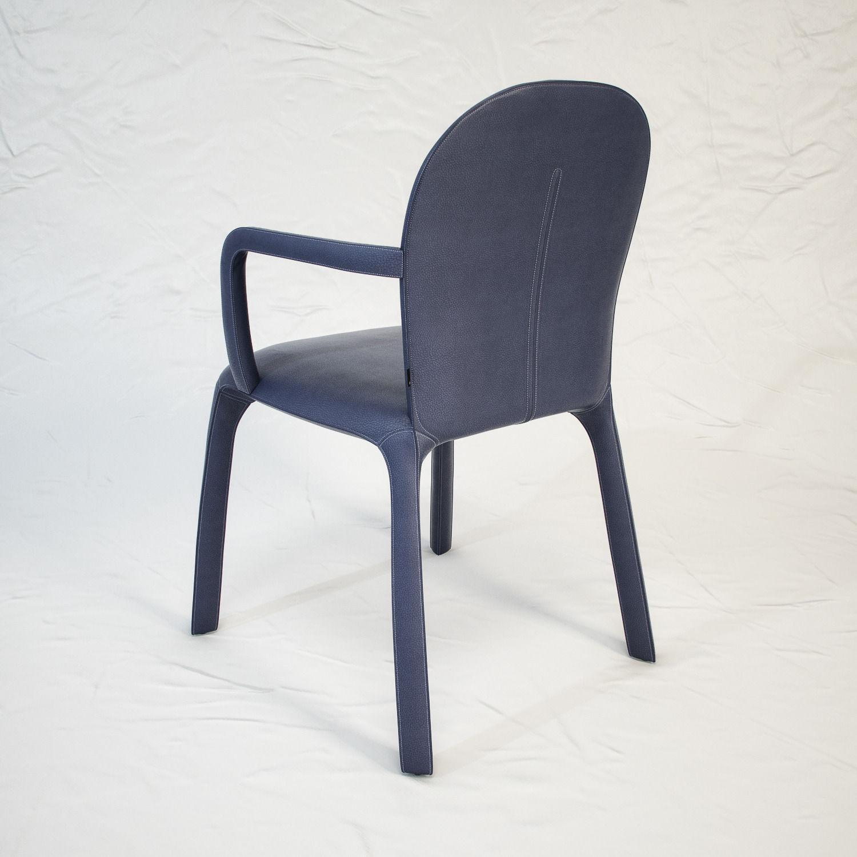 Poltrona frau amelie chair by claudio bellini 3d model for Poltrona 3d