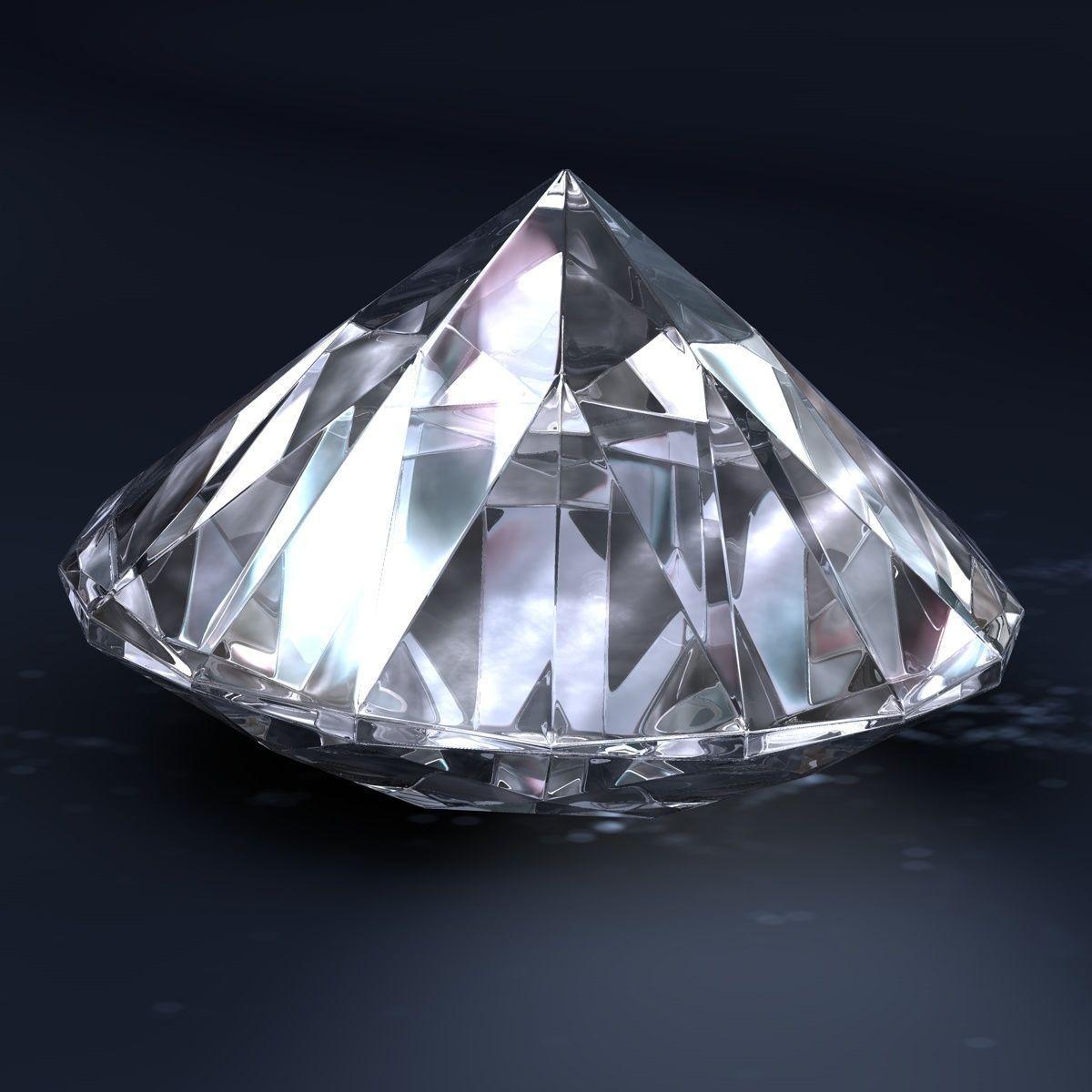 Cinema 4d Diamonds - 0425