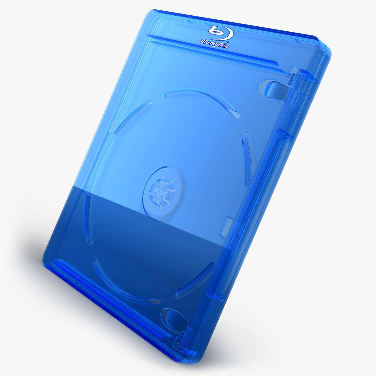 Bluray case