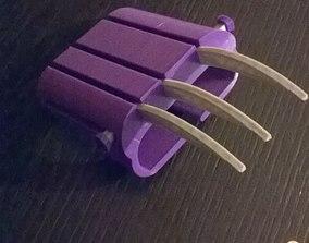 Tiger paw 3D printable model
