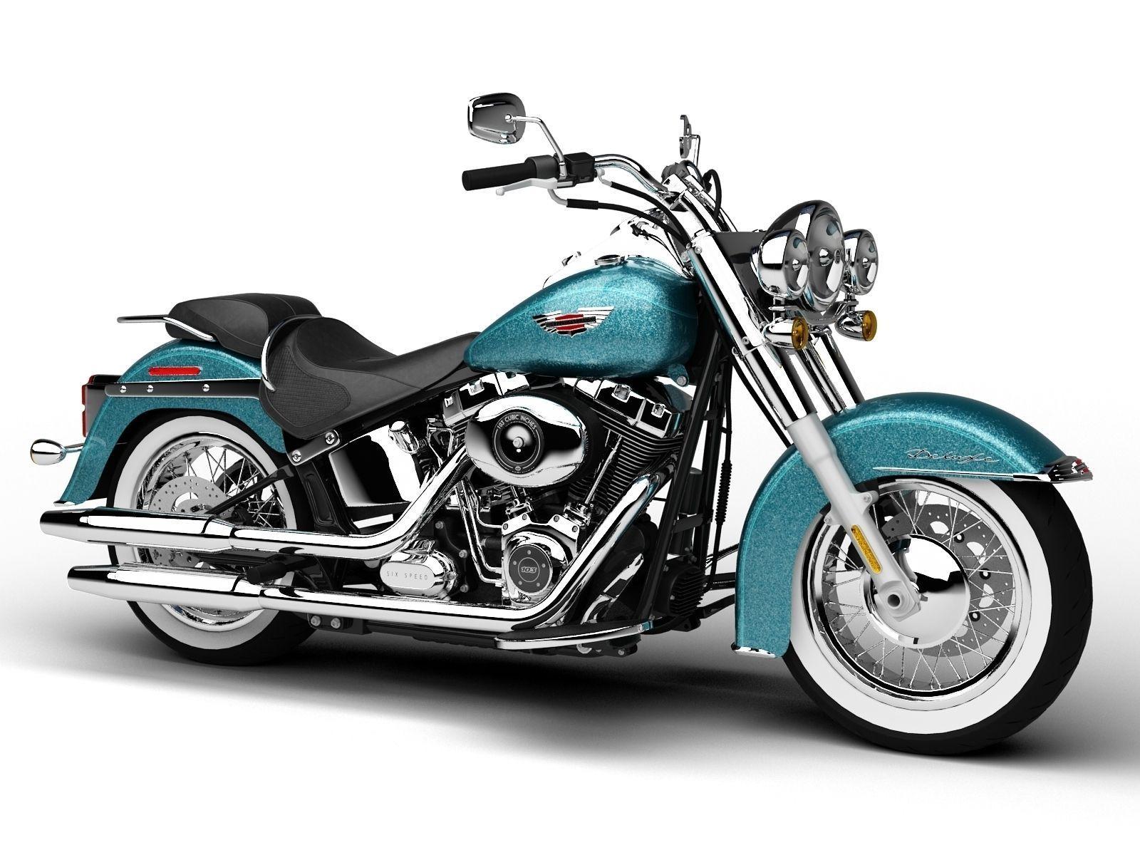 Harley Davidson Models Pictures