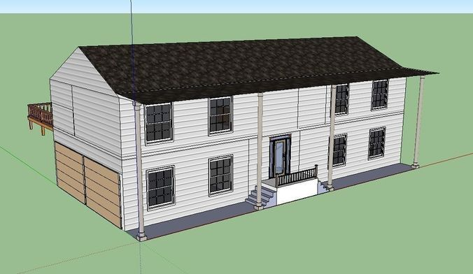 My Parents House3D model