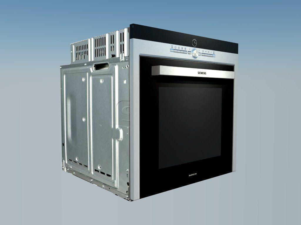 oven siemens iq700 3d model