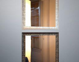 Mirror Retro Kerasan 3D printable model