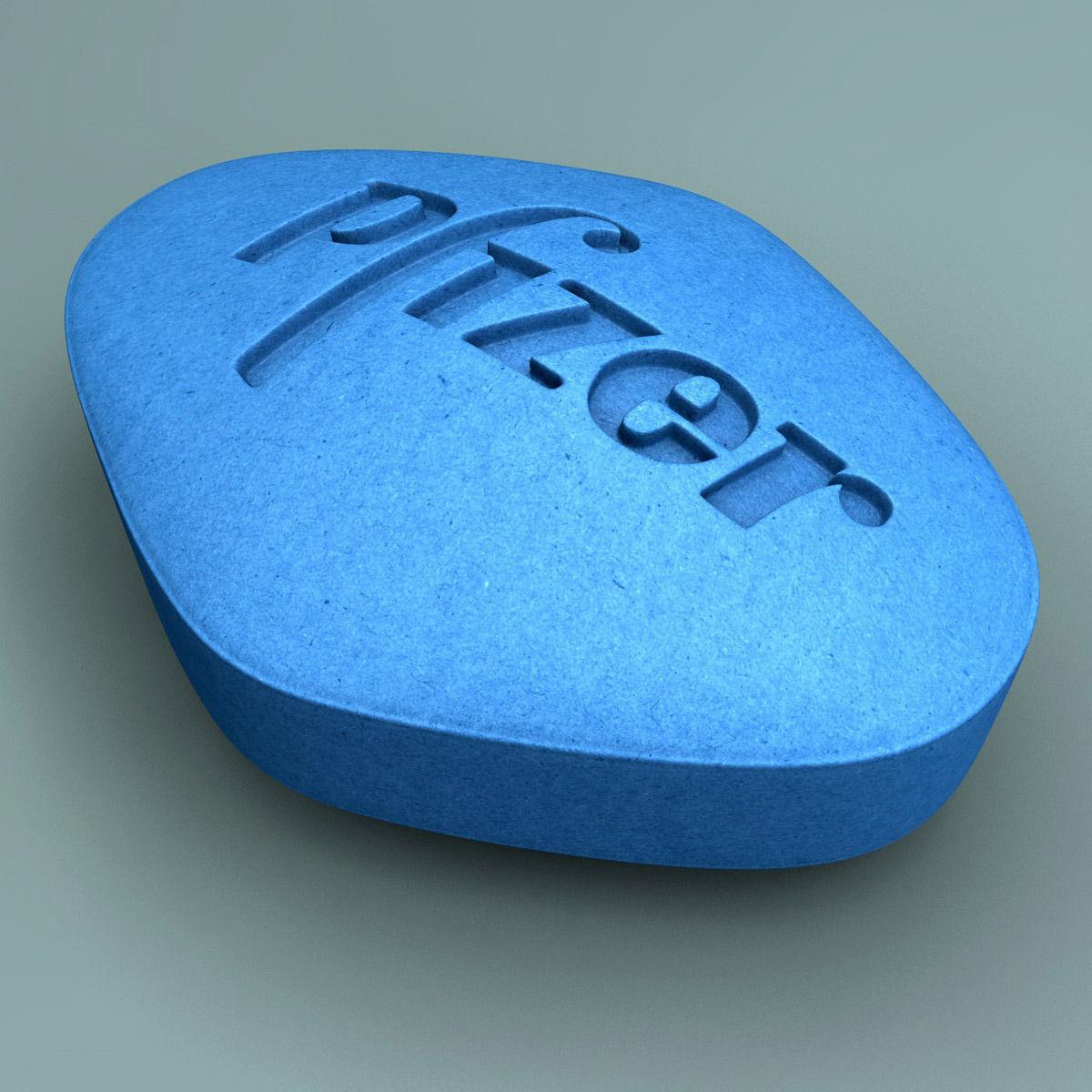 Viagra blue pill 100