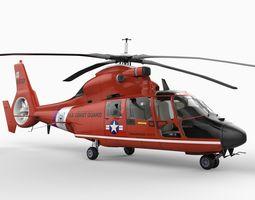 HH65A Dolphin 3D Model