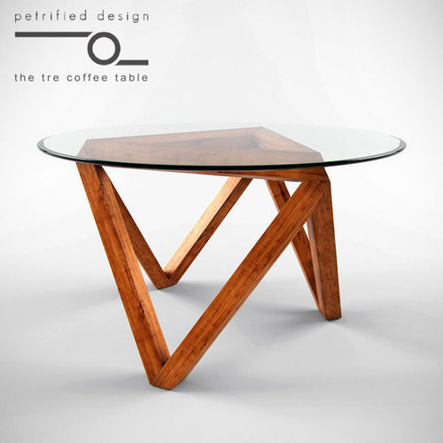 Petrifieddesign The Tre Coffee Table3D model
