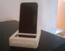 never loose gadget holder 3d print model