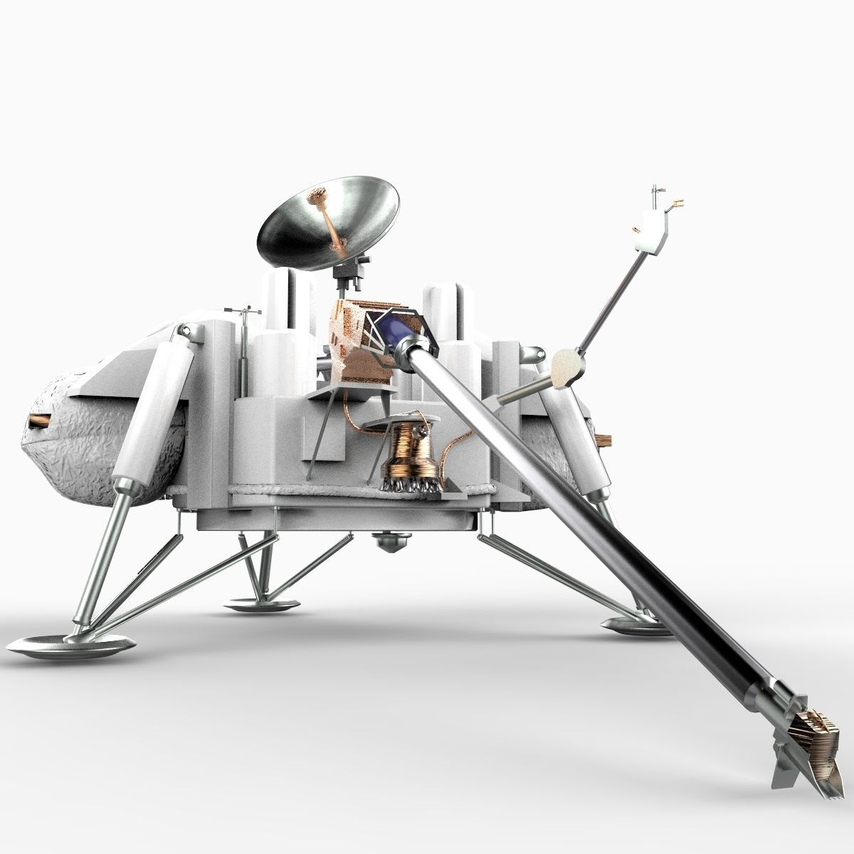 mars landing spacecraft - photo #35