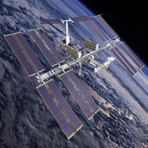 3d model international space station - photo #38