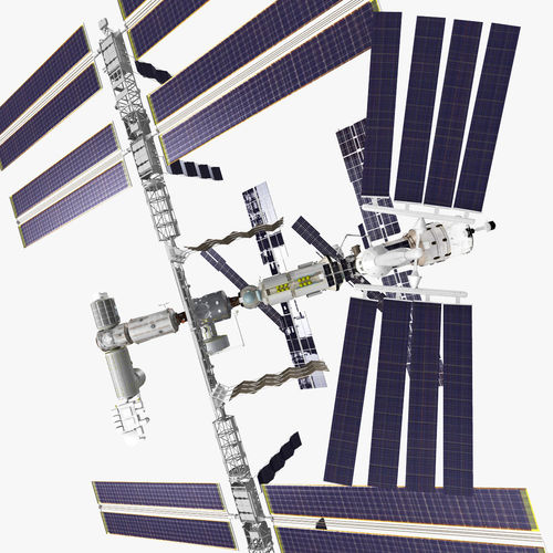 3d model international space station - photo #37