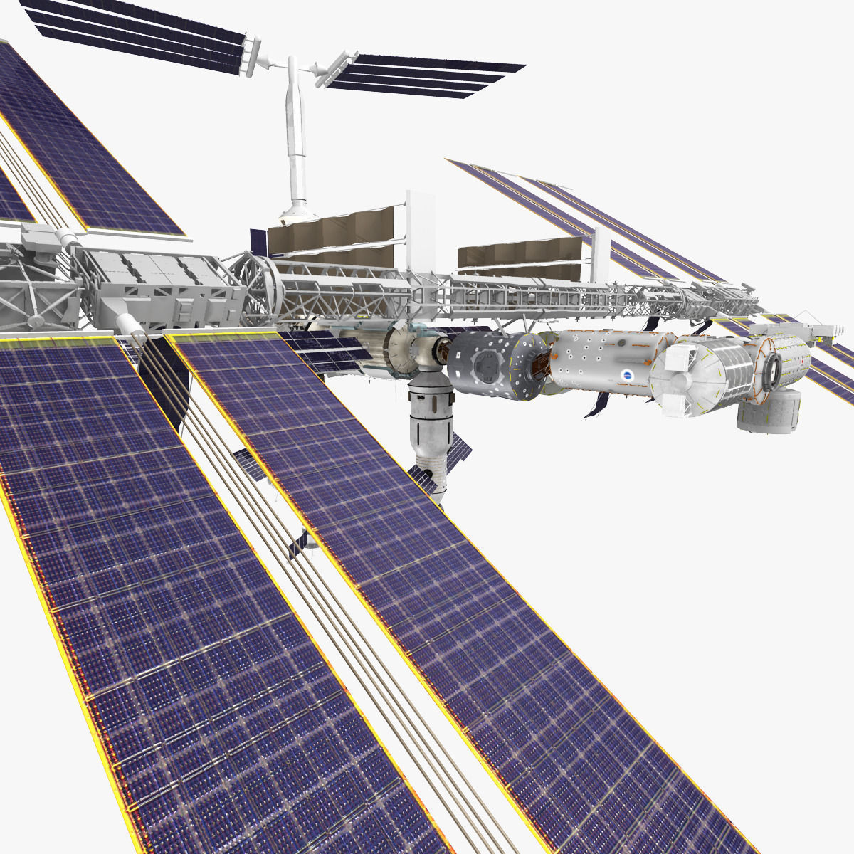3d model international space station - photo #31