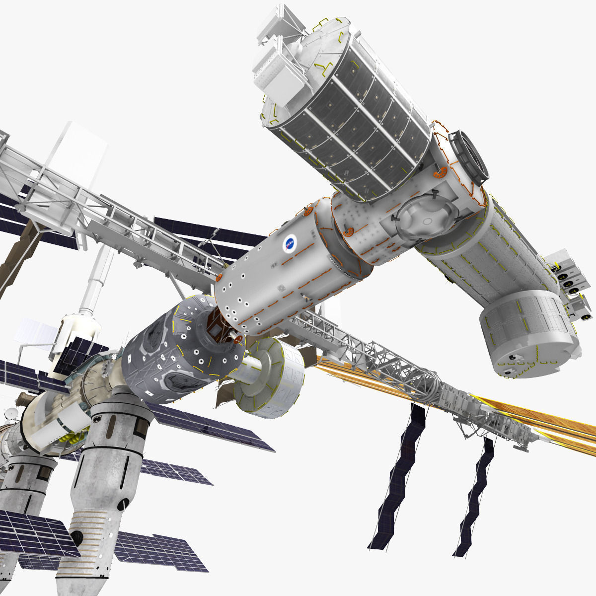 3d model international space station - photo #35