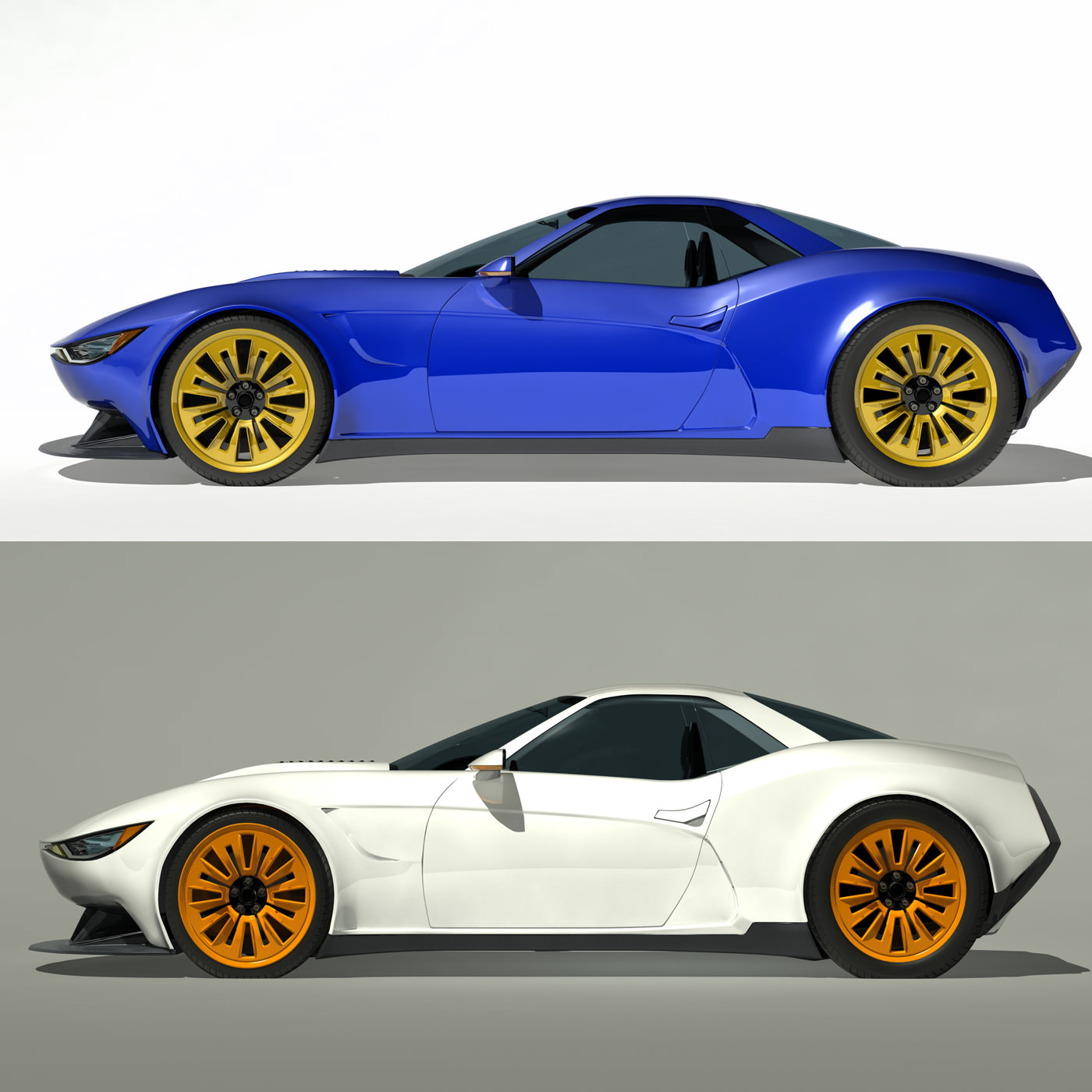 Sedan Sport Cars