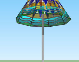 lamp 37 3d