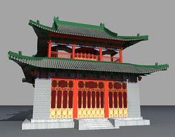 2004-01-06 gujian 3D Model