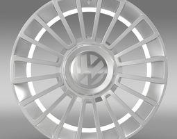 Volkswagen UP rim 3D model