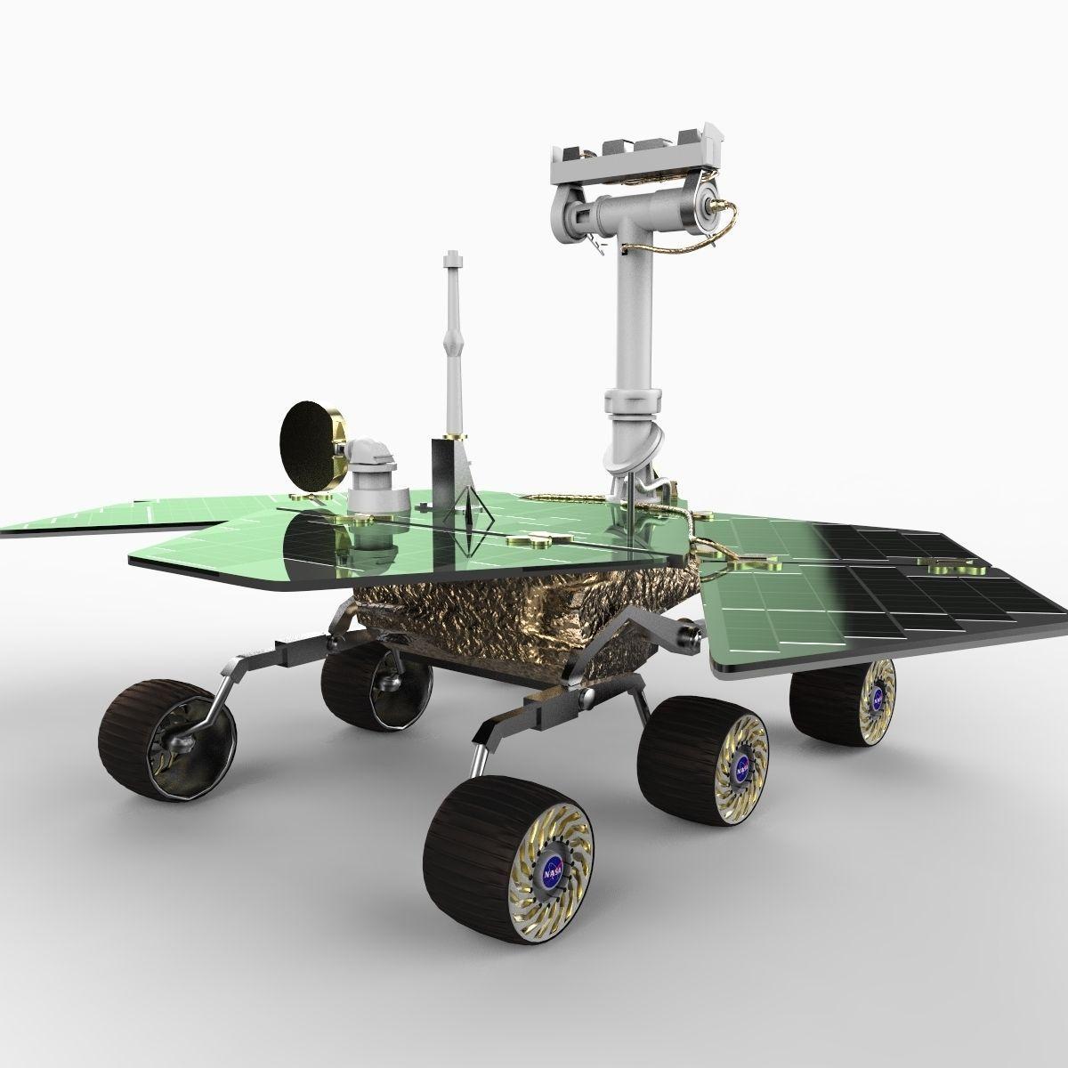 spirit rover model - photo #7