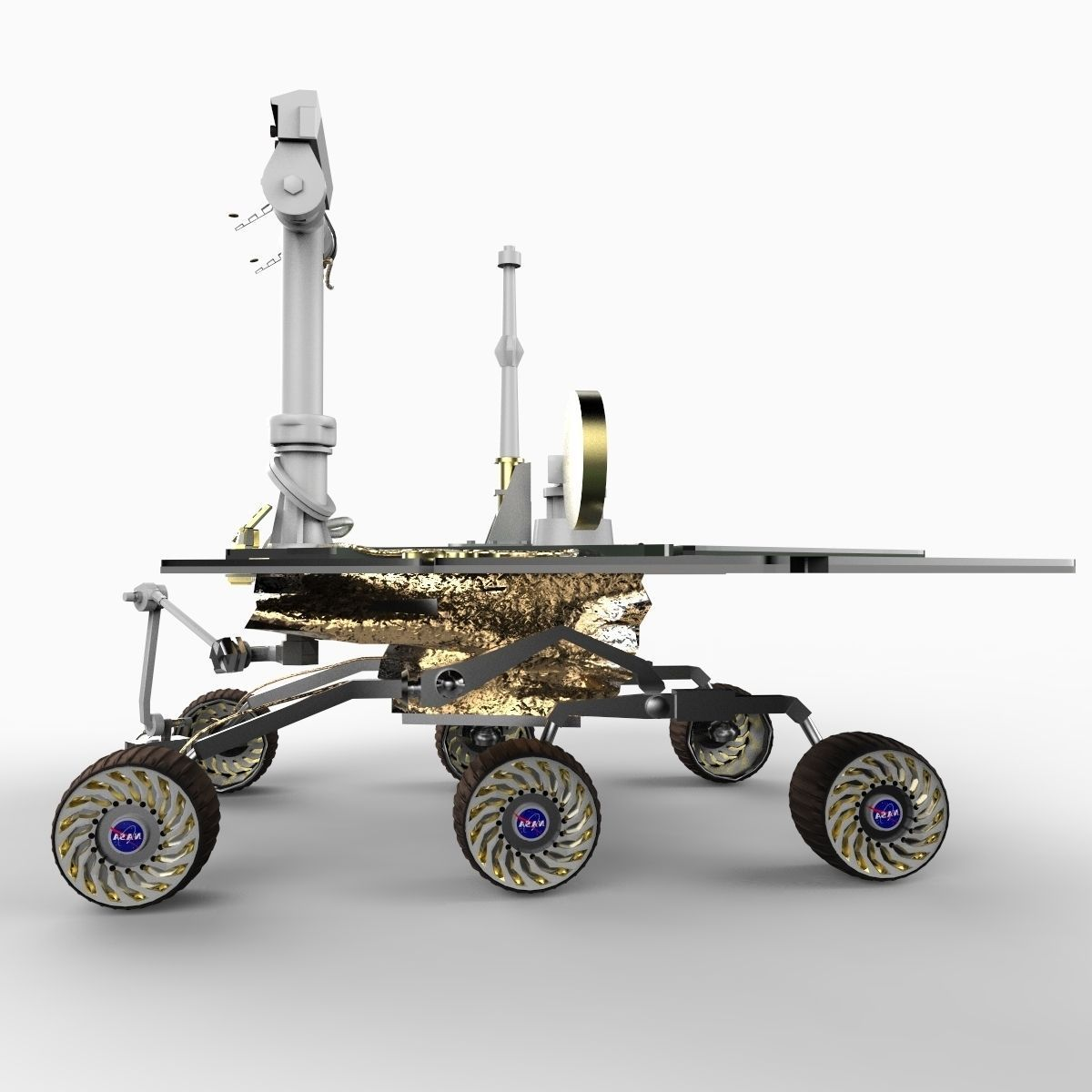 spirit rover model - photo #12