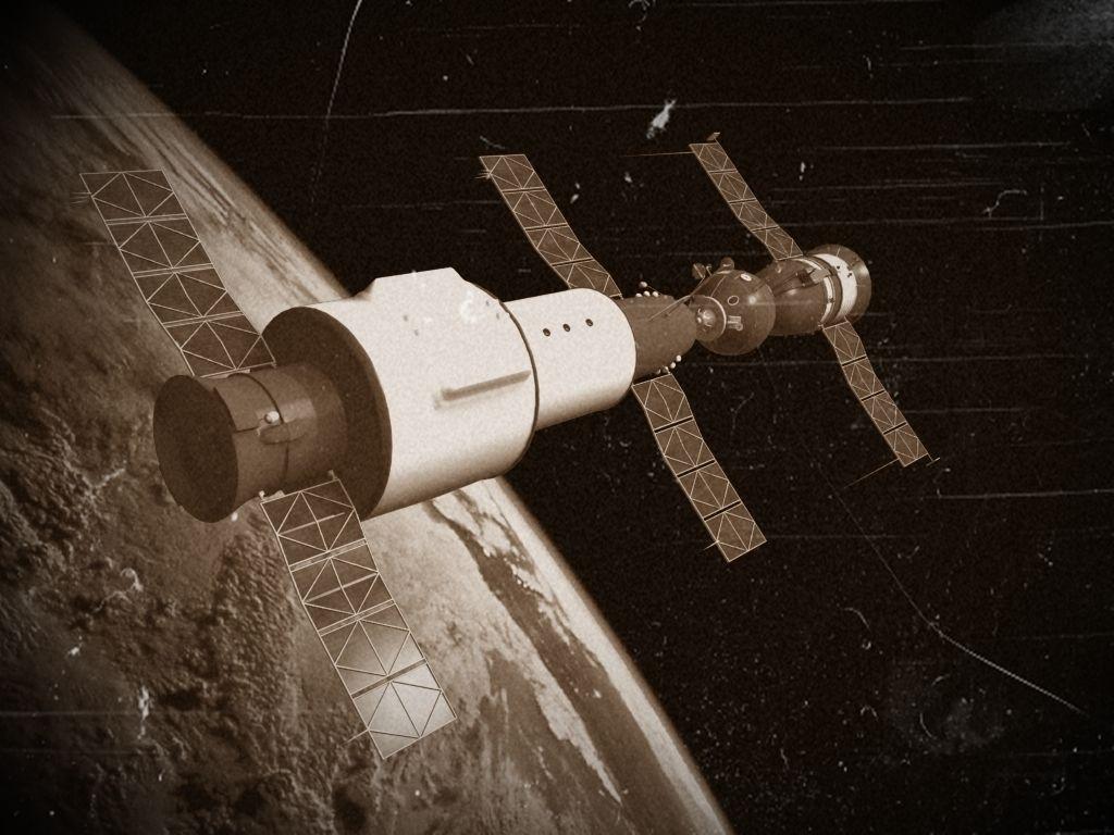 soyuz 1 spacecraft - photo #8