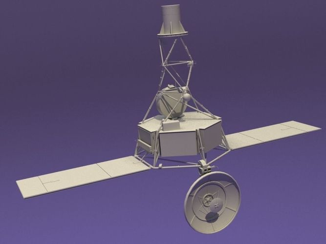mariner 2 space mission - photo #40