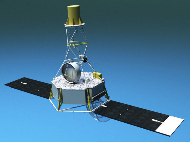 mariner 2 space mission - photo #21