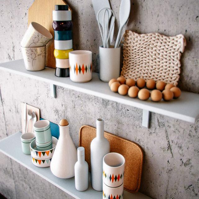 Kitchen scandinavian decorative set 3d model max obj 3ds for Kitchen set scandinavian