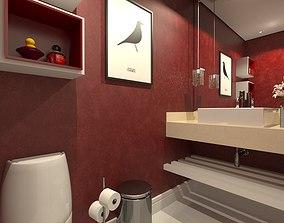 little lavatory 3D