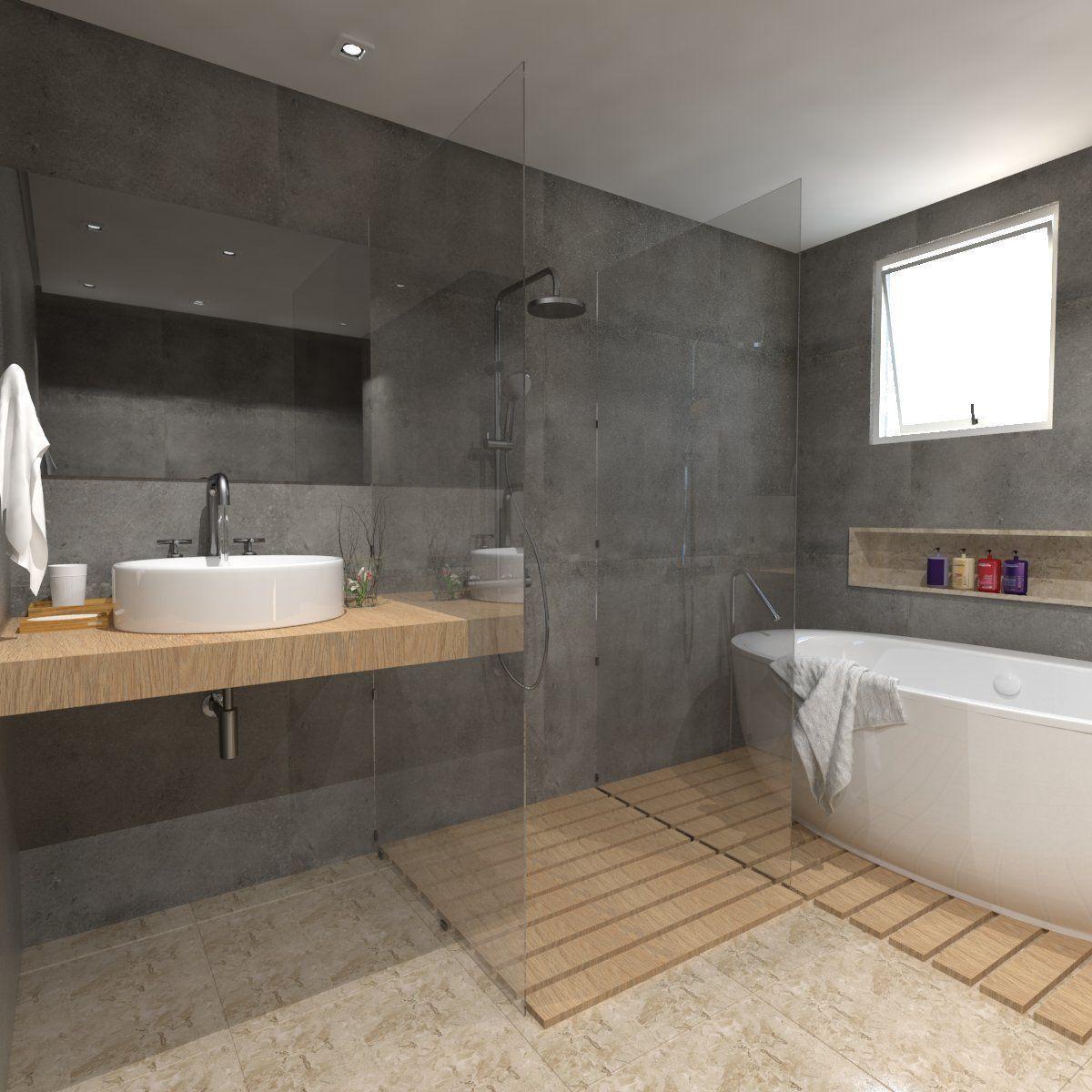 Bathroom Model Detailed Bathroom 3D  Cgtrader