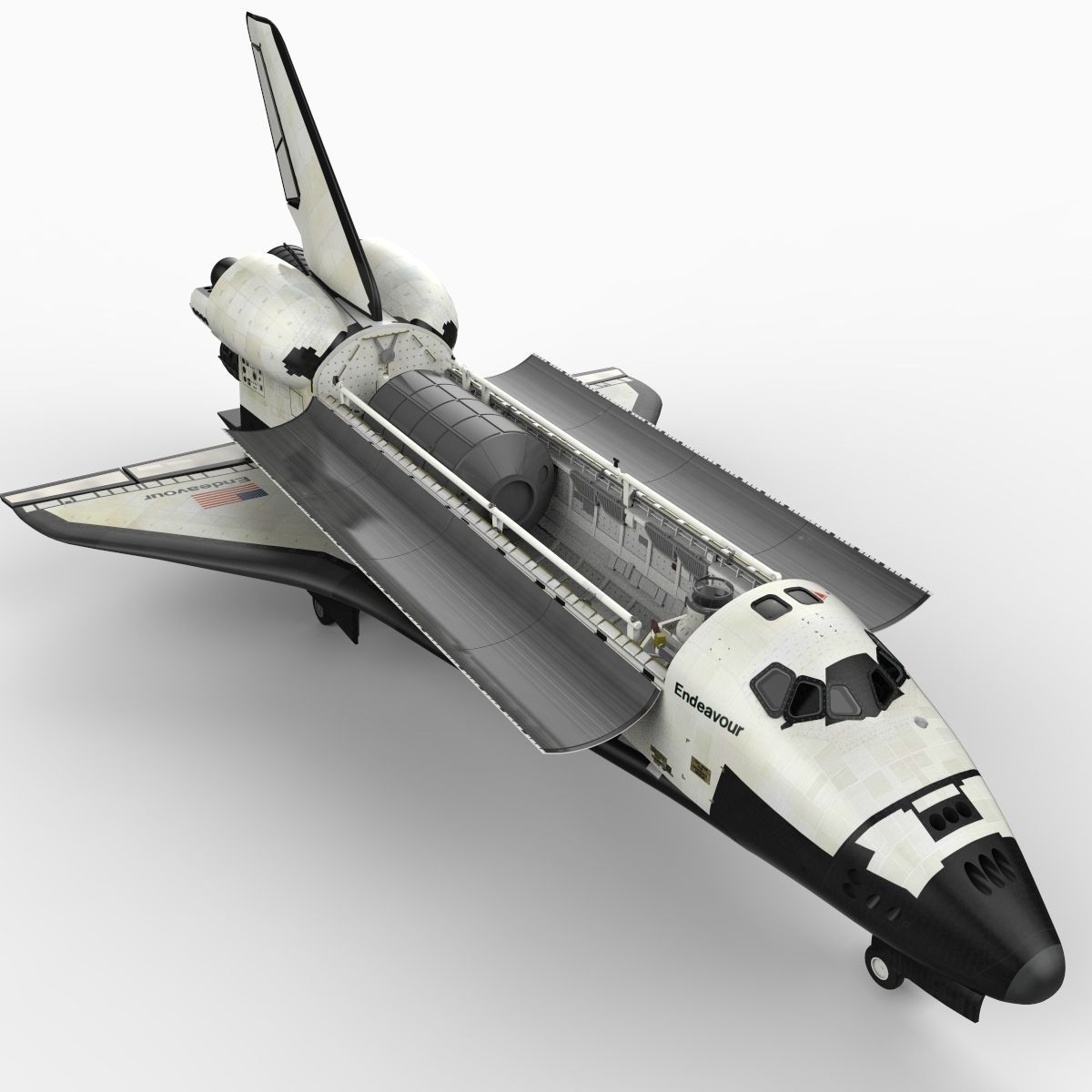 space shuttle system - photo #30