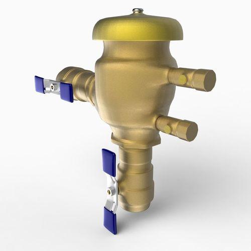 Pressure vacuum breaker d model max obj ds c lwo