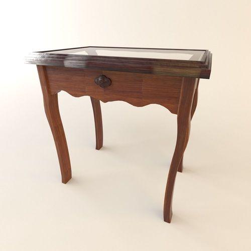 Table3D model