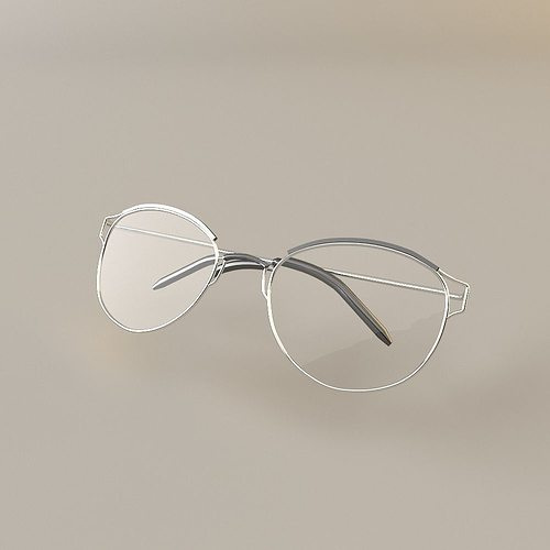 reading glasses 3d model max obj mtl mat 1