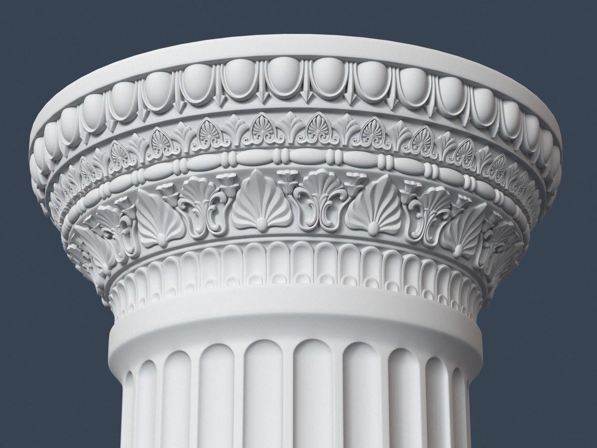 Roman Column 009