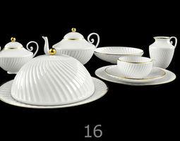 mug 3D Tableware