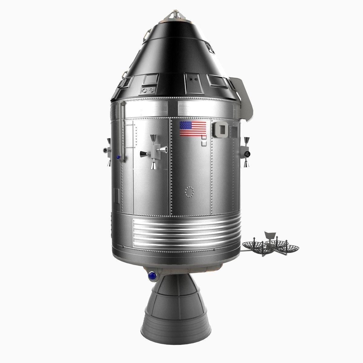 apollo spacecraft command module - photo #25