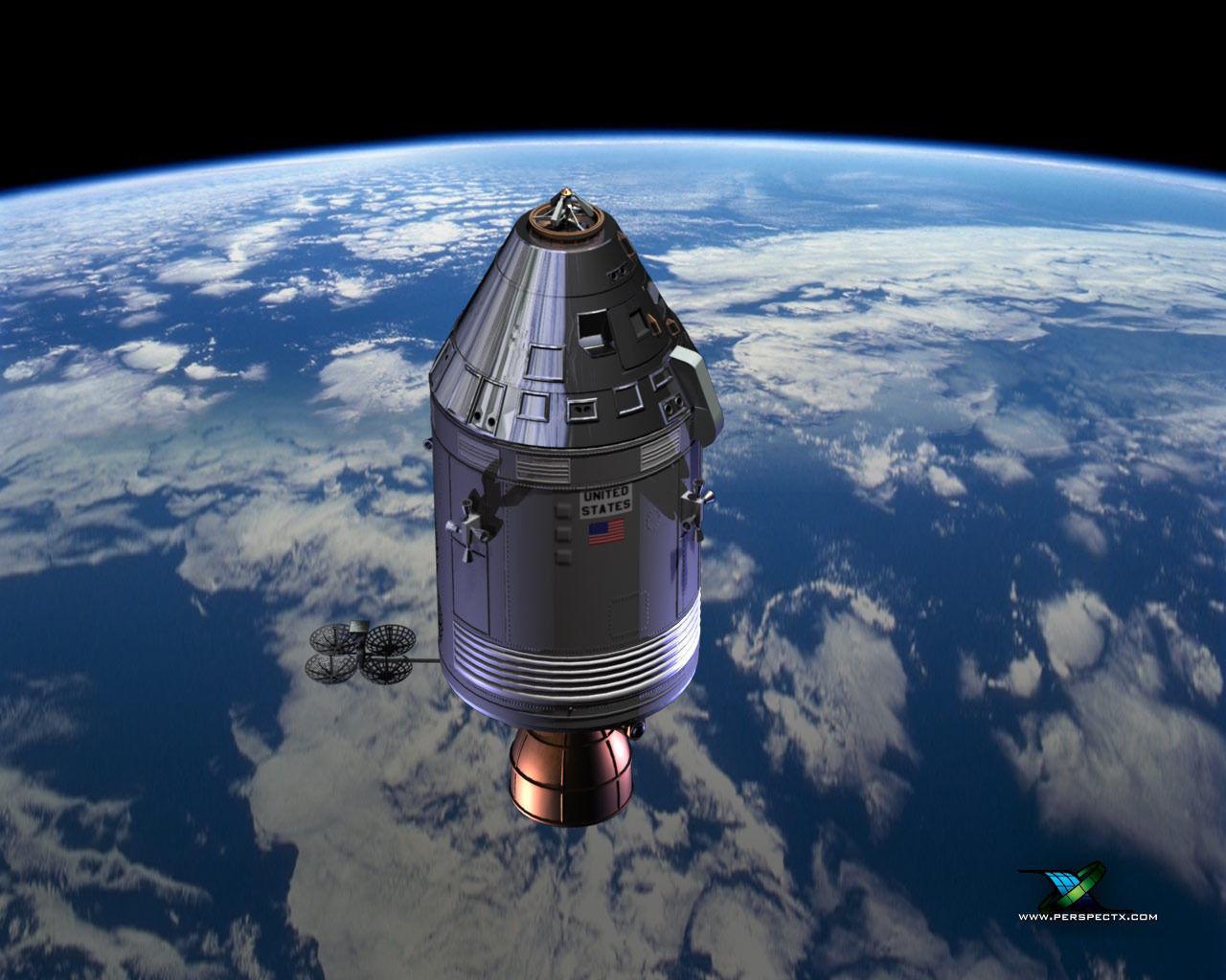 apollo spacecraft command module - photo #19