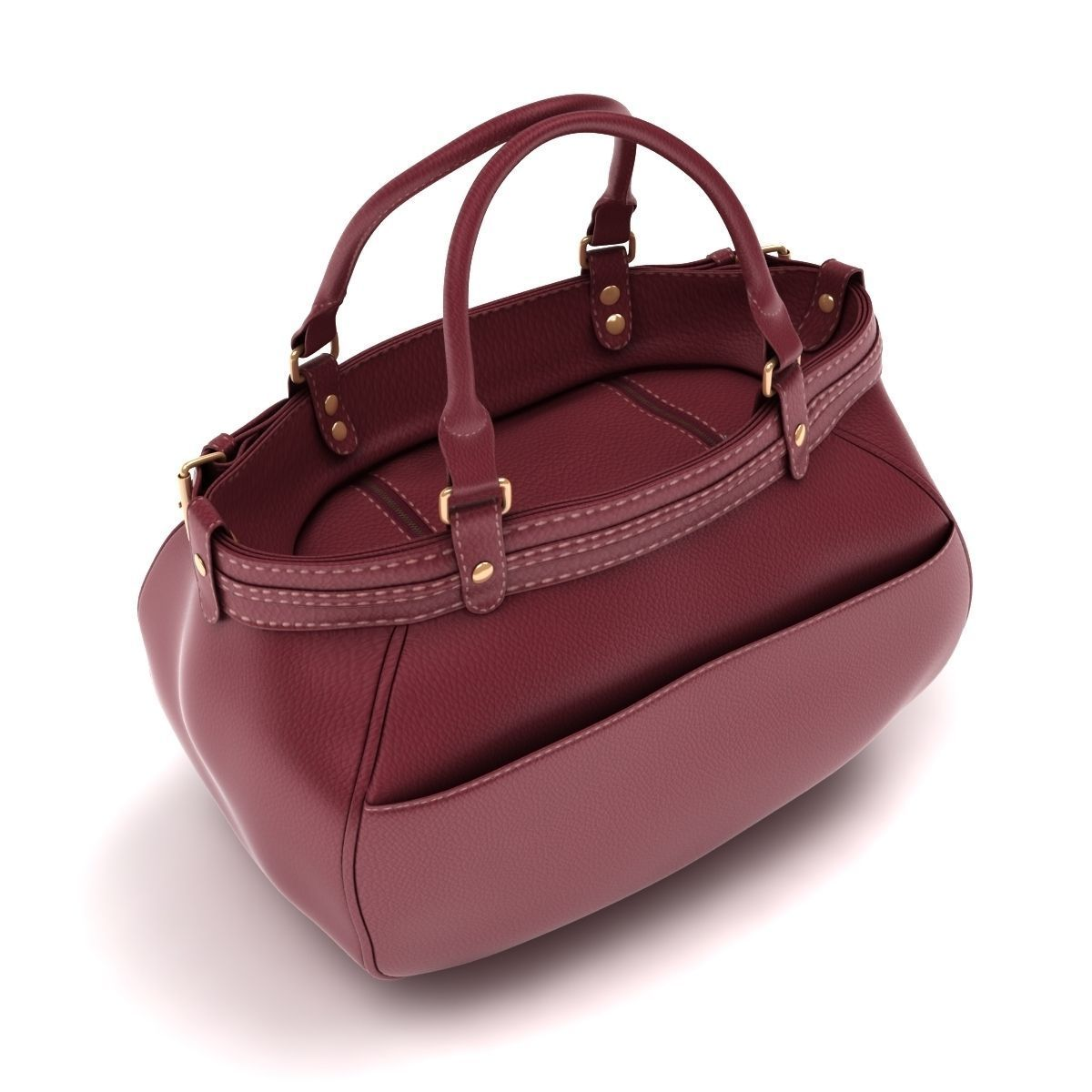 546cb40684 ... ladies hand bag 03 3d model max obj mtl 3ds fbx c4d lwo lw lws 4 ...