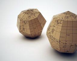 PAPER GLOBE 3D