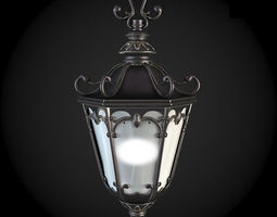 Street Light 3D realistic